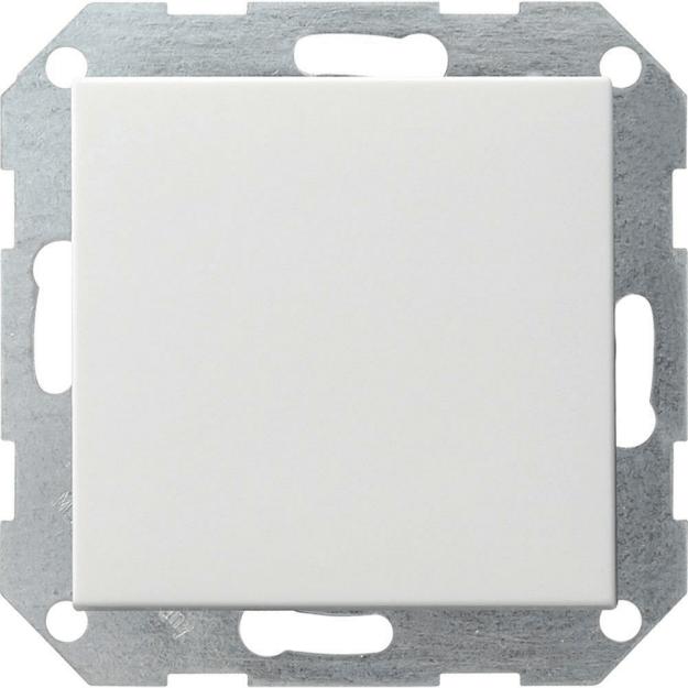 Gira Funkwandsender Montage-Set 823203 EnOcean 2fach System 55 reinw.
