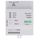 Ritto Wiser Door Gateway TwinBus RGE1798500