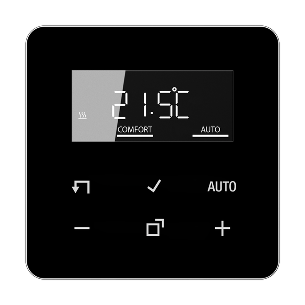 Jung CD1790DSW Display Standard zur Raumtemperaturregel...